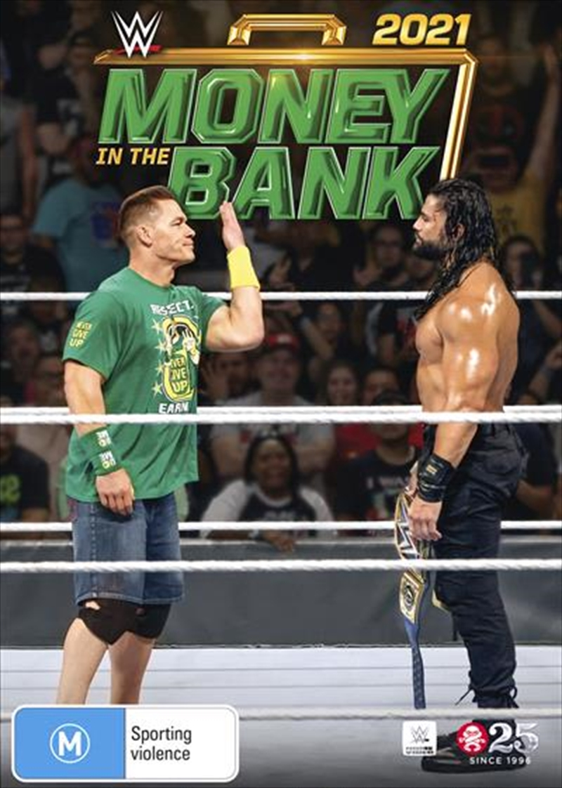 WWE - Money In The Bank 2021 | DVD