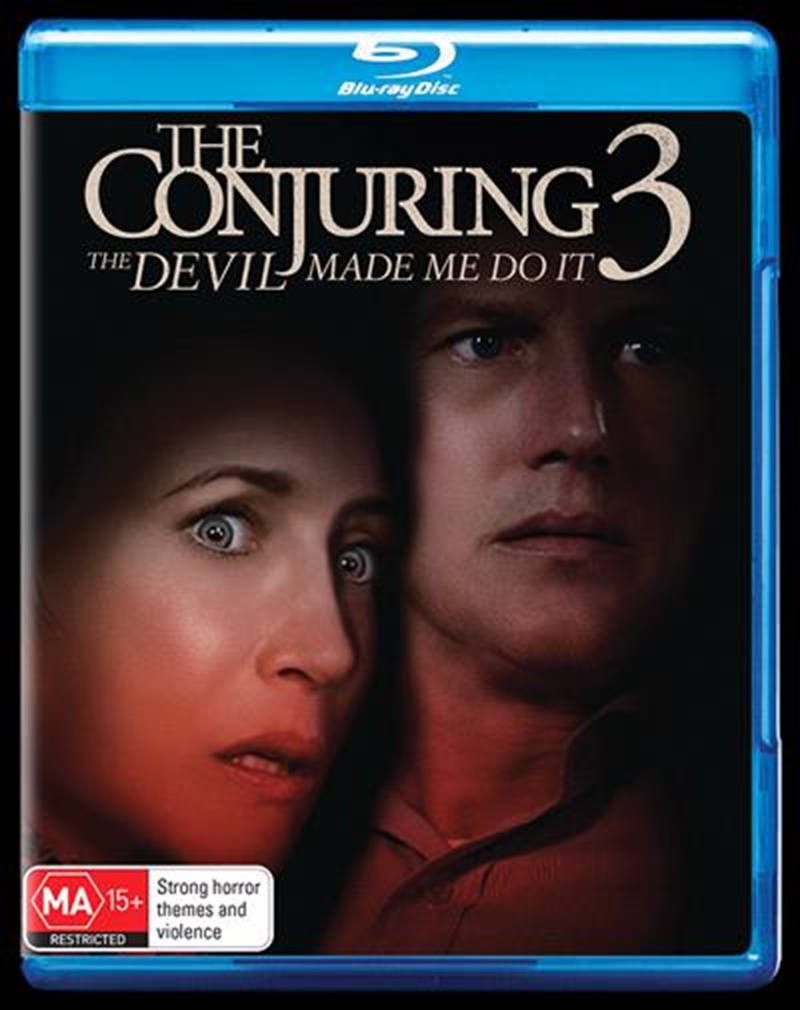 Conjuring 3 - The Devil Made Me Do It, The | Blu-ray