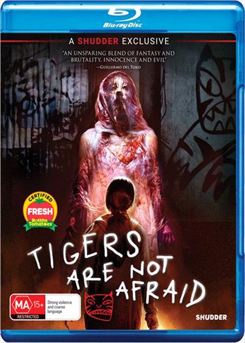 Tigers Are Not Afraid | Blu-ray