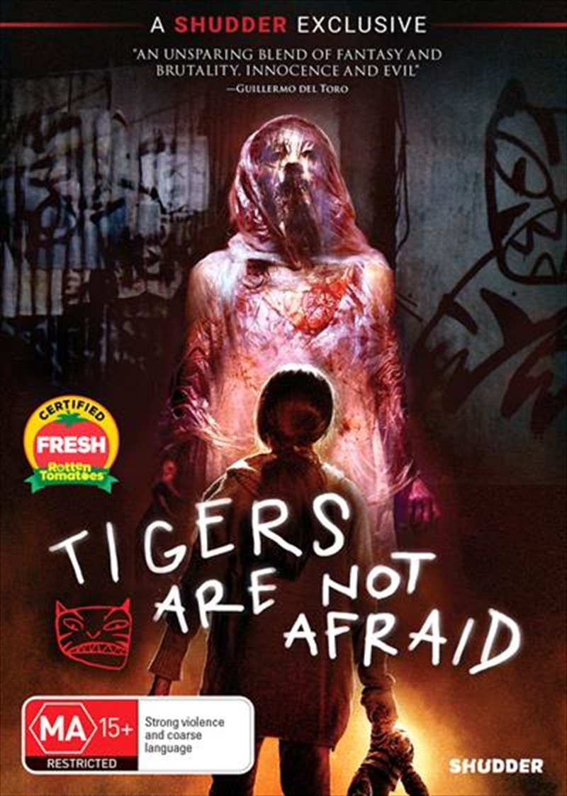 Tigers Are Not Afraid | DVD