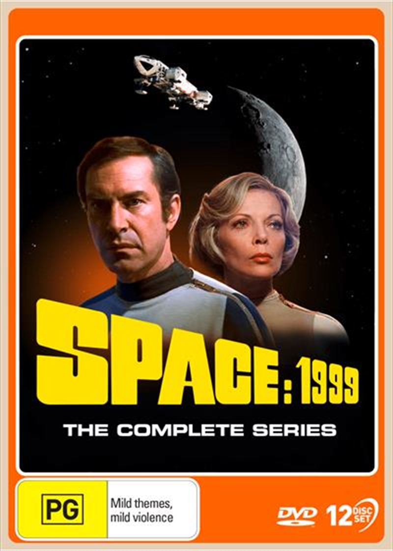 Space 1999 | Complete Series | DVD
