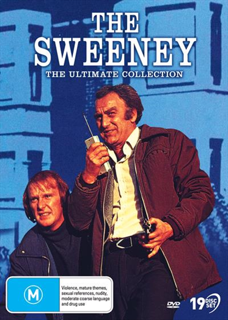 Sweeney - Ultimate Collection, The   DVD