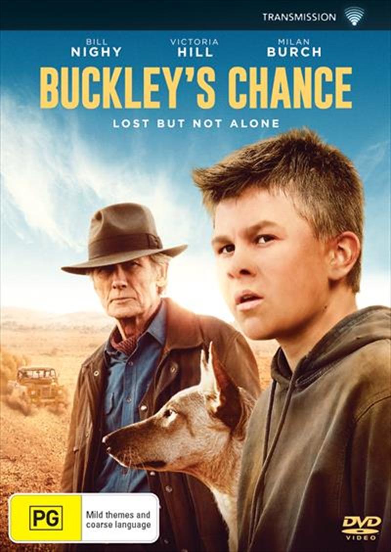 Buckley's Chance   DVD