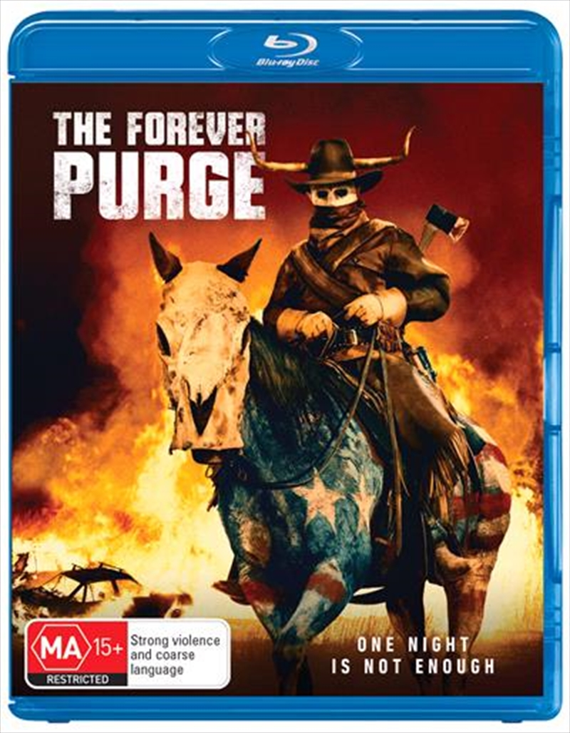 Forever Purge, The   Blu-ray
