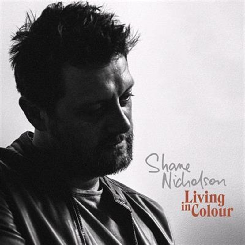 Living In Colour   CD