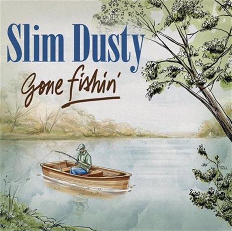 Gone Fishin   CD