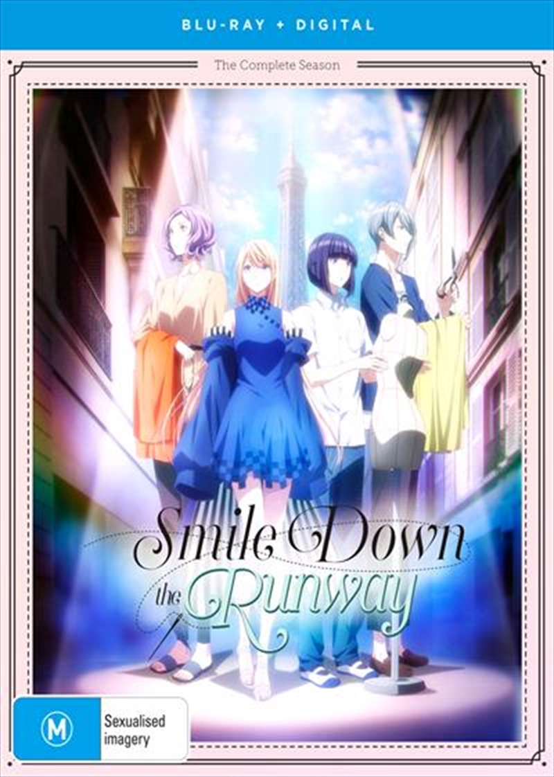 Smile Down The Runway - Season 1   Blu-ray