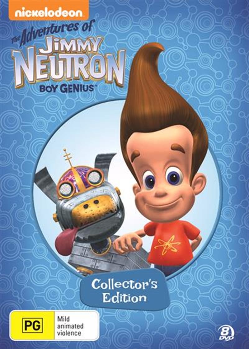 Adventures Of Jimmy Neutron - Boy Genius | Collector's Edition, The | DVD