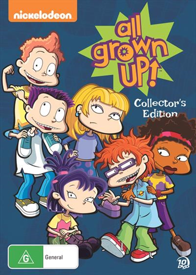 Rugrats - All Grown Up   Collector's Edition   DVD