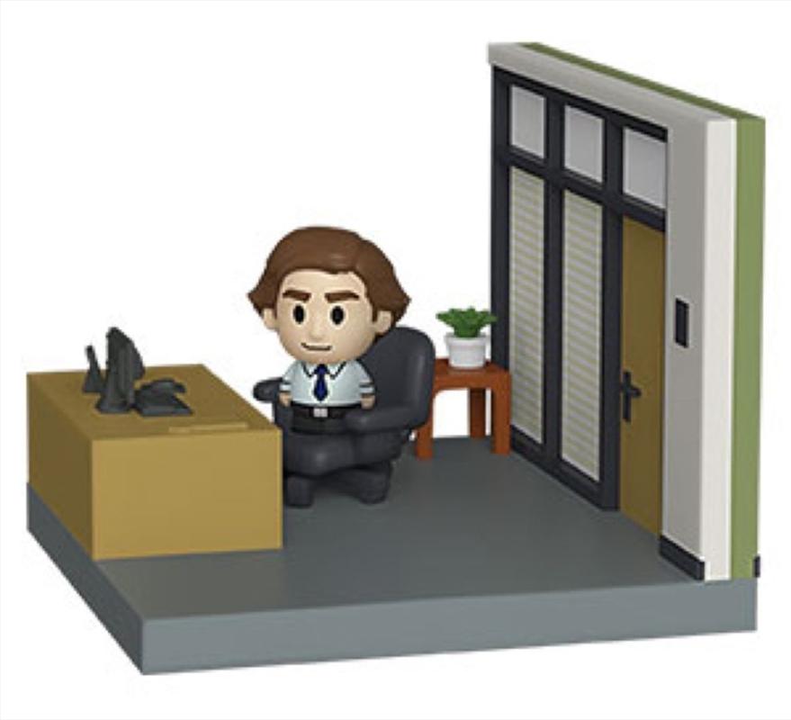 The Office - Jim Mini Moment   Pop Vinyl