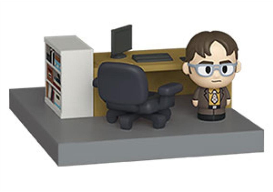 The Office - Dwight Mini Moment | Pop Vinyl