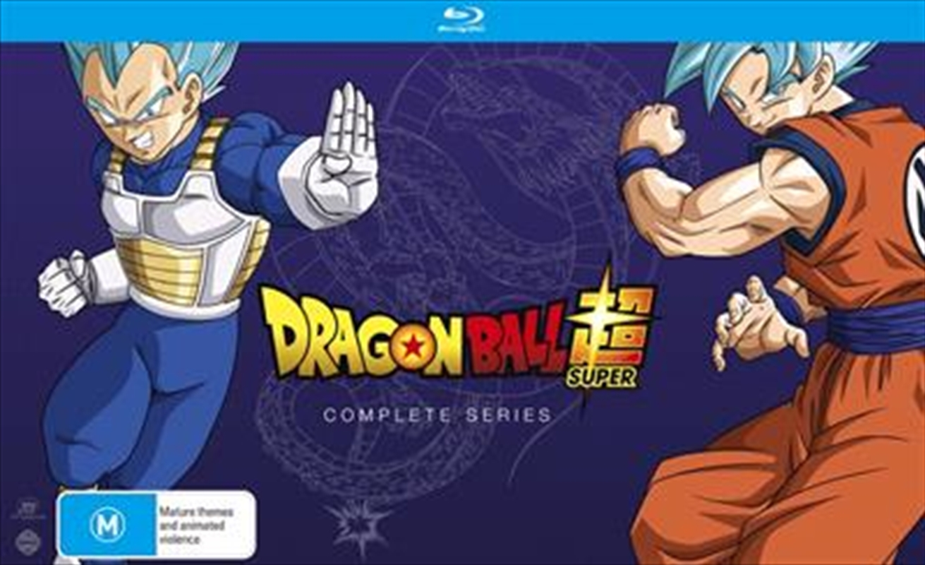 Dragon Ball Super - Limited Collector's Edition   Complete Series   Blu-ray