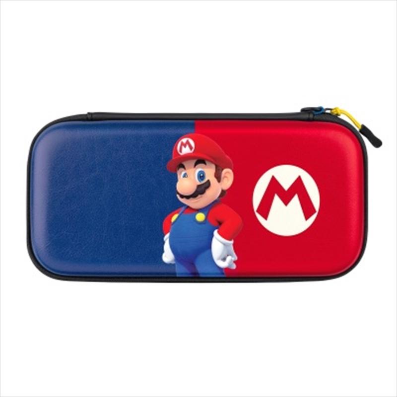 Nintendo Switch Slim Deluxe Travel Elite Case Mario | Nintendo Switch