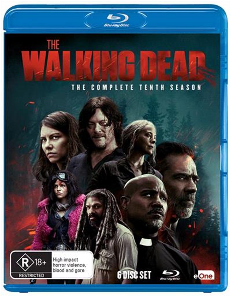Walking Dead - Season 10, The   Blu-ray