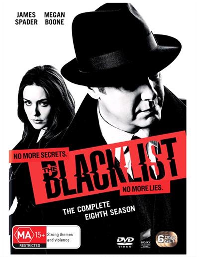 Blacklist - Season 8, The | DVD