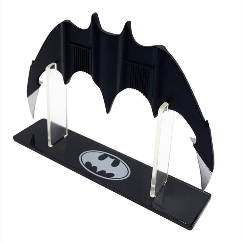 Batman 1989 - Batarang Scaled Replica   Collectable