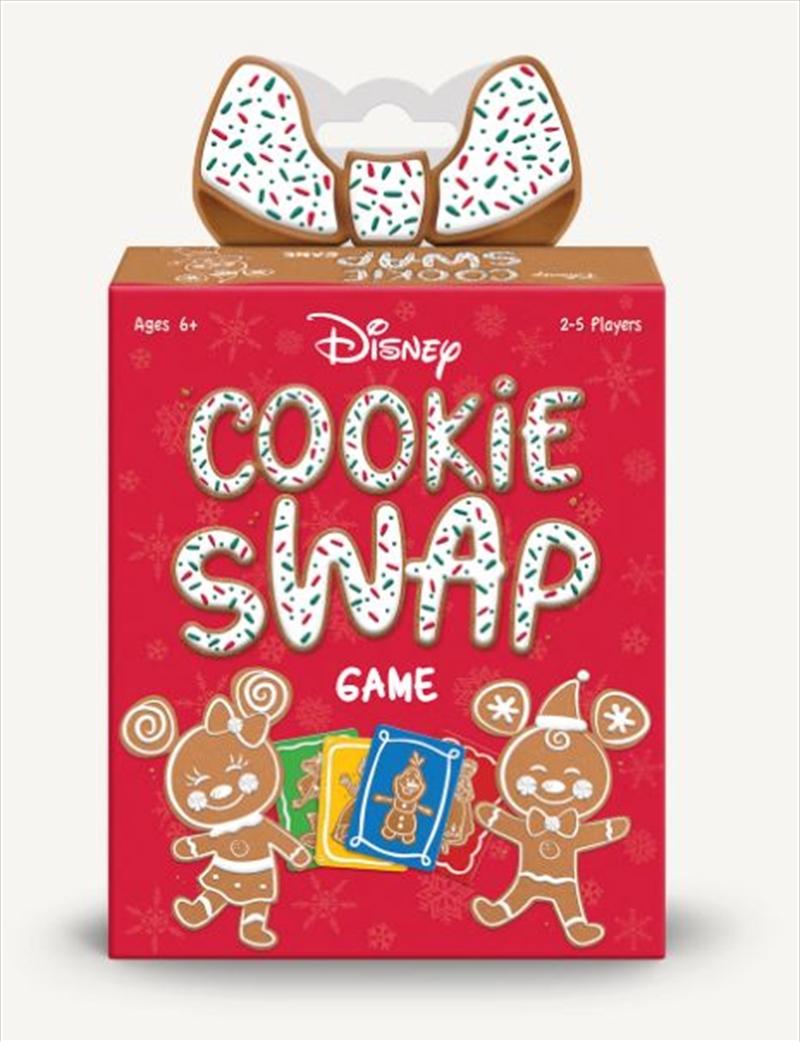 Disney - Cookie Swap Card Game   Merchandise