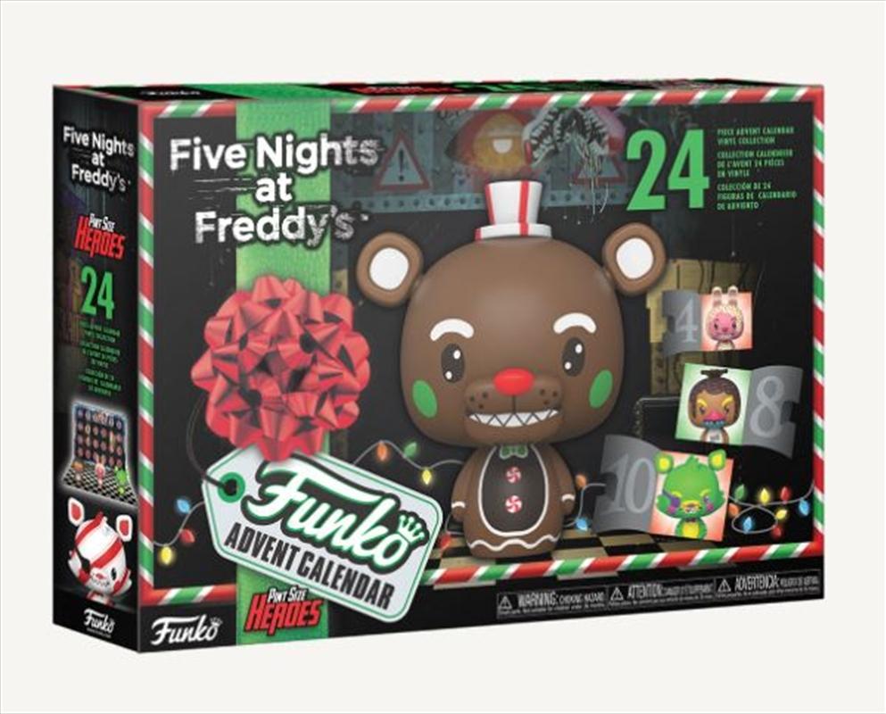 Five Nights At Freddy's - BKLT Pint Size Heroes Advent Calendar   Merchandise