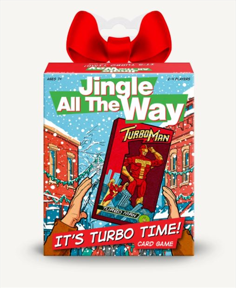 Jingle All The Way - Holiday Card Game   Merchandise