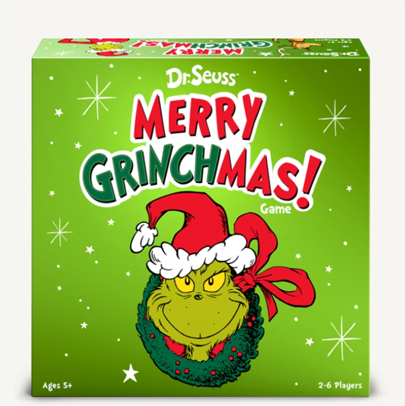 Merry Grinchmas: How The Grinch Stole Christmas | Merchandise