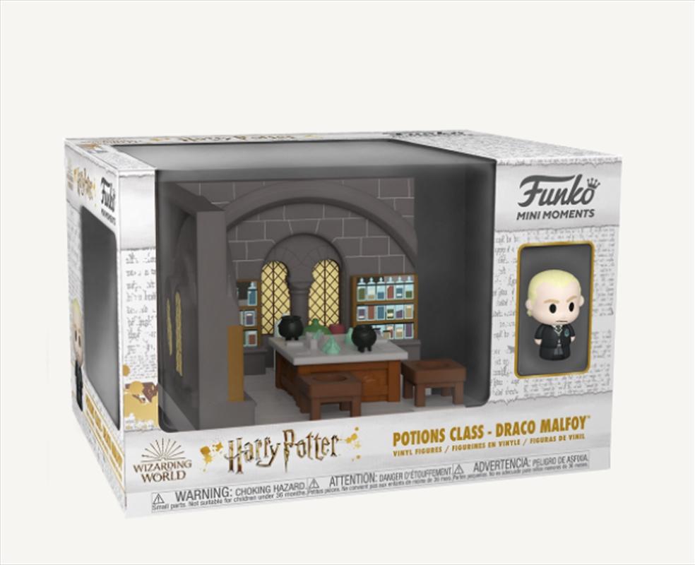 Potions Class: Draco Malfoy Mini Moment   Pop Vinyl