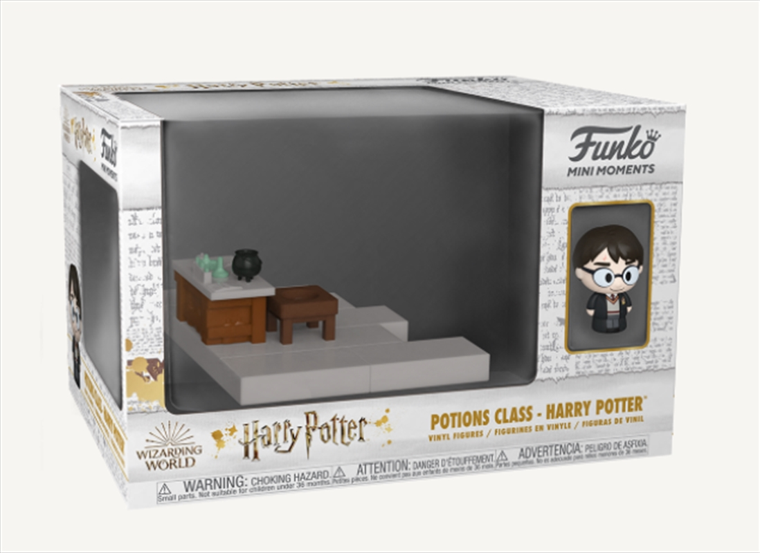 Harry Potter Potions Class Mini Moment | Pop Vinyl