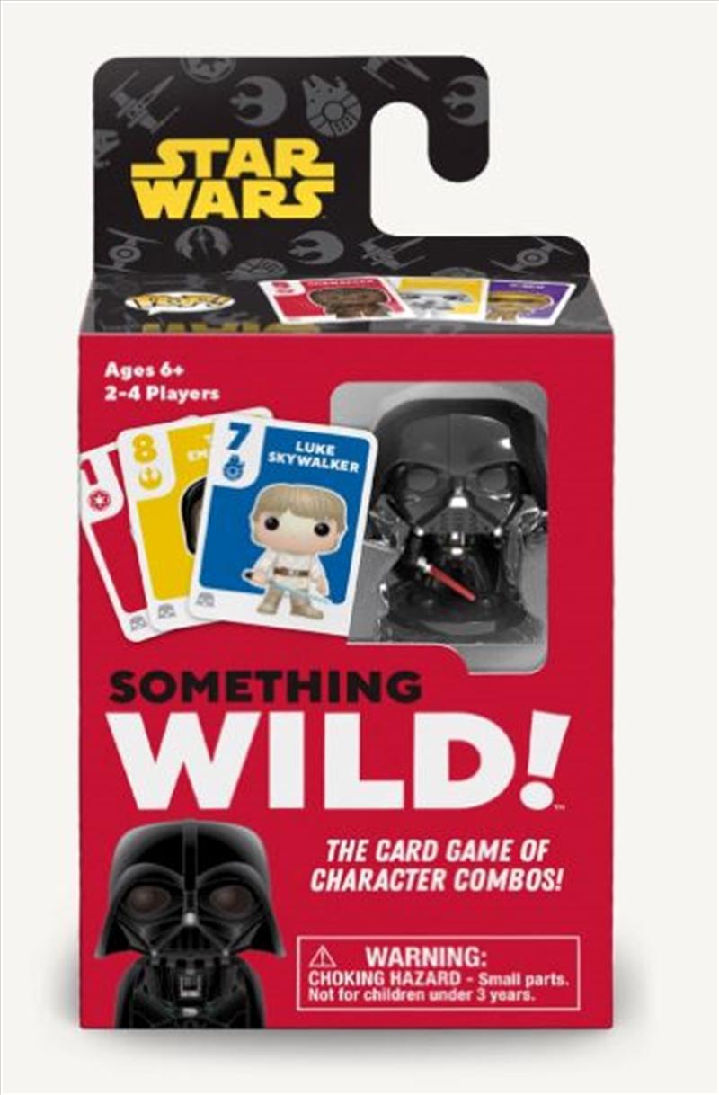 Darth Vader Something Wild Card Game | Merchandise