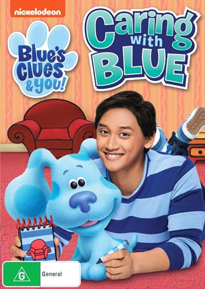 Blues Clues and You! - Caring With Blue | DVD