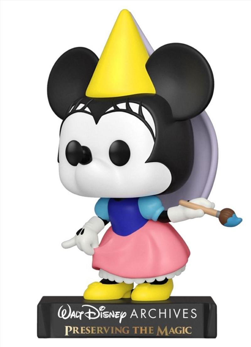 Mickey Mouse - Princess Minnie 1938 Pop! Vinyl   Pop Vinyl