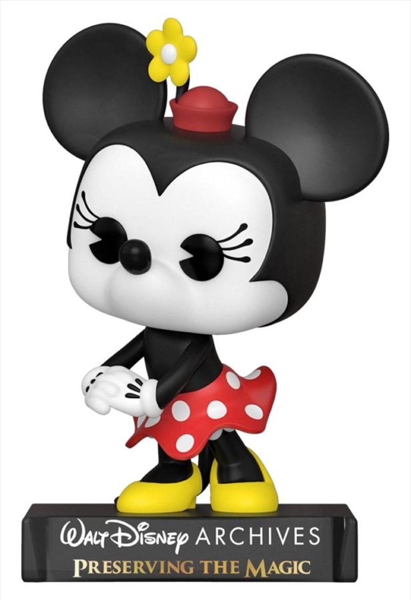 Mickey Mouse - Minnie 2013 Pop! Vinyl   Pop Vinyl