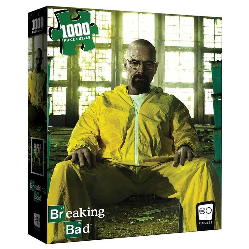 Breaking Bad 1000 Piece Puzzle | Merchandise