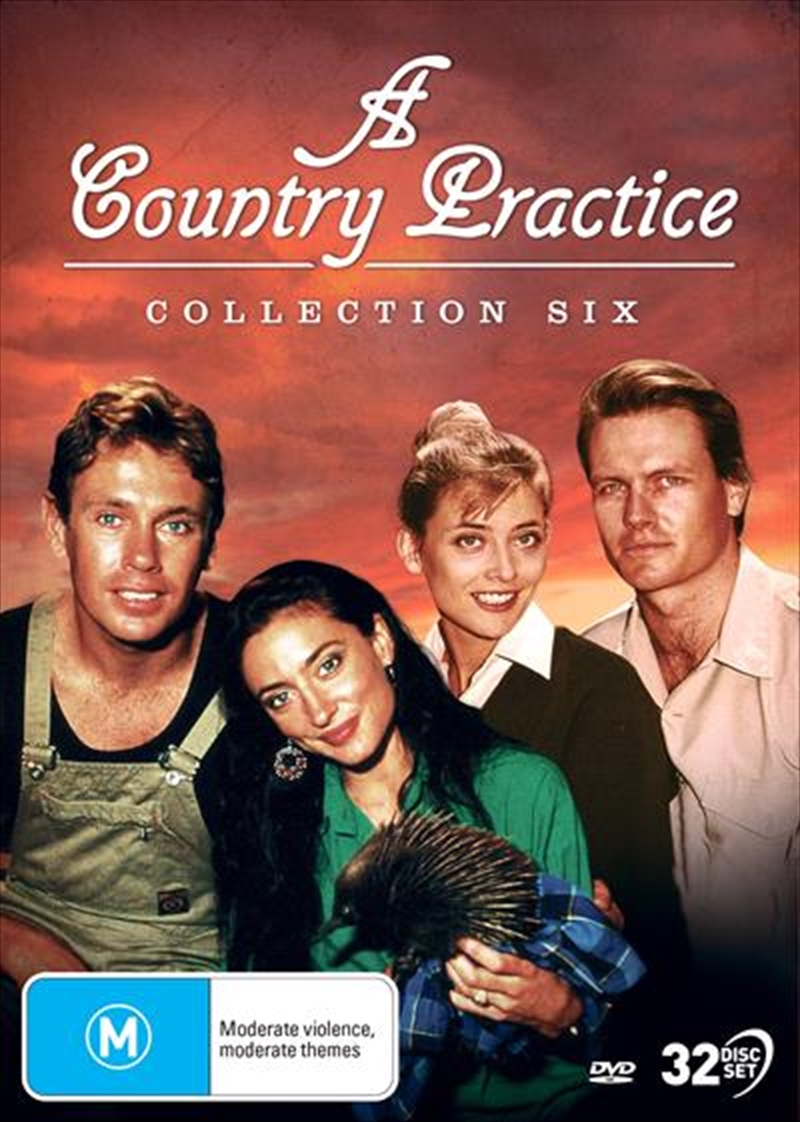 A Country Practice - Collection 6   DVD