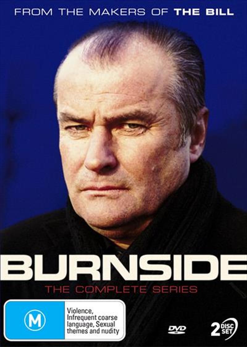 Burnside   Complete Series   DVD