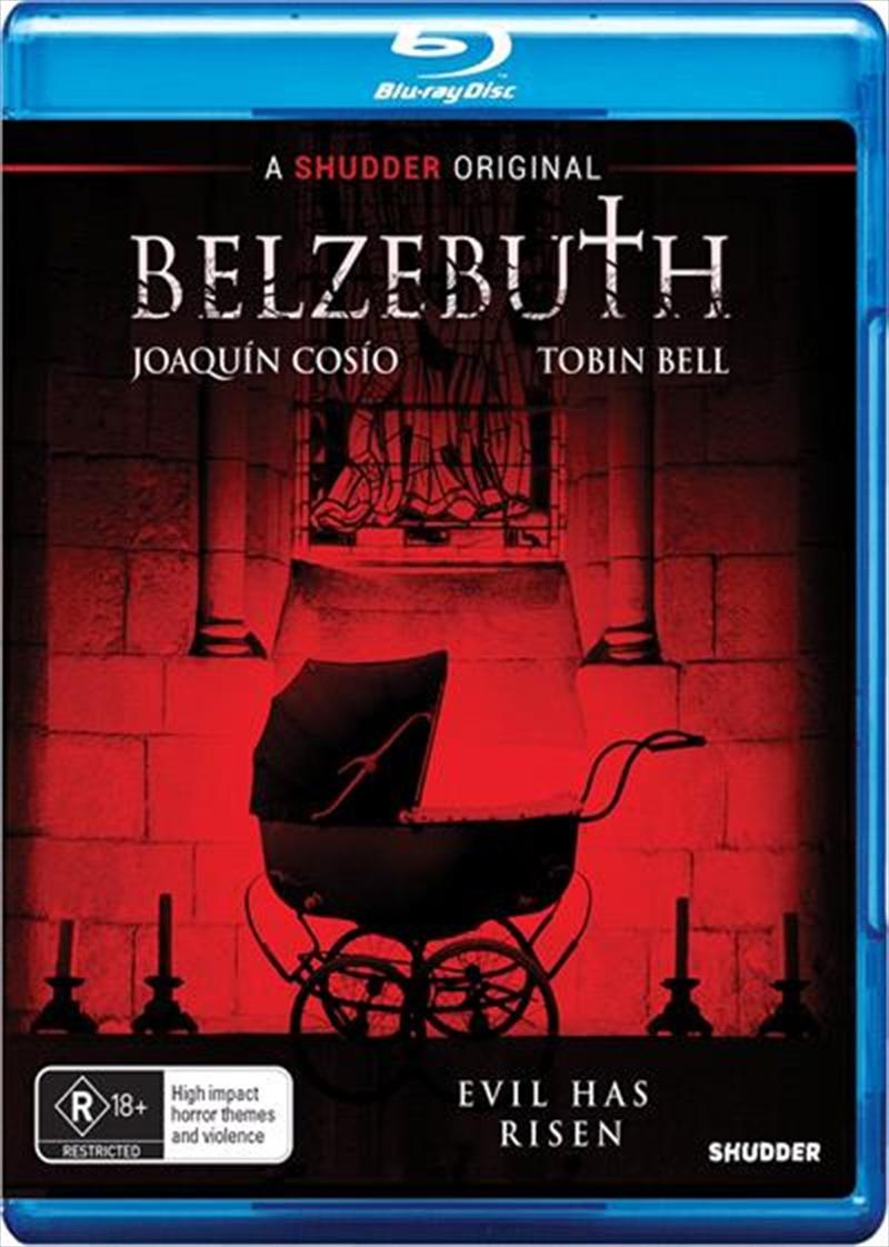 Belzebuth   Blu-ray