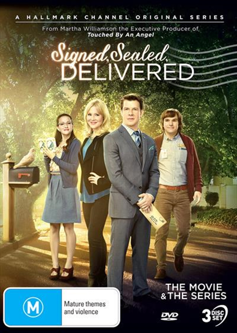 Signed, Sealed, Delivered - The Movie / Season 1   DVD