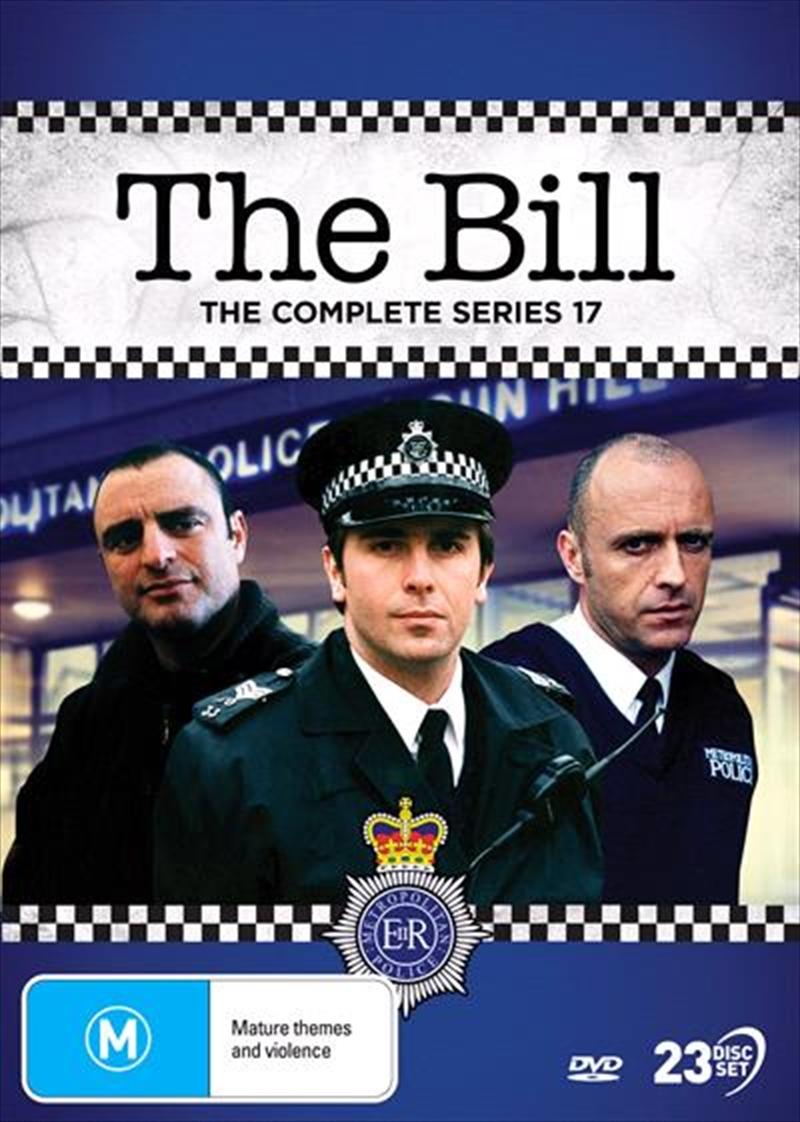 Bill - Series 17, The   DVD
