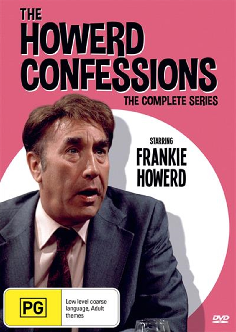 Howerd Confessions   Complete Series, The   DVD