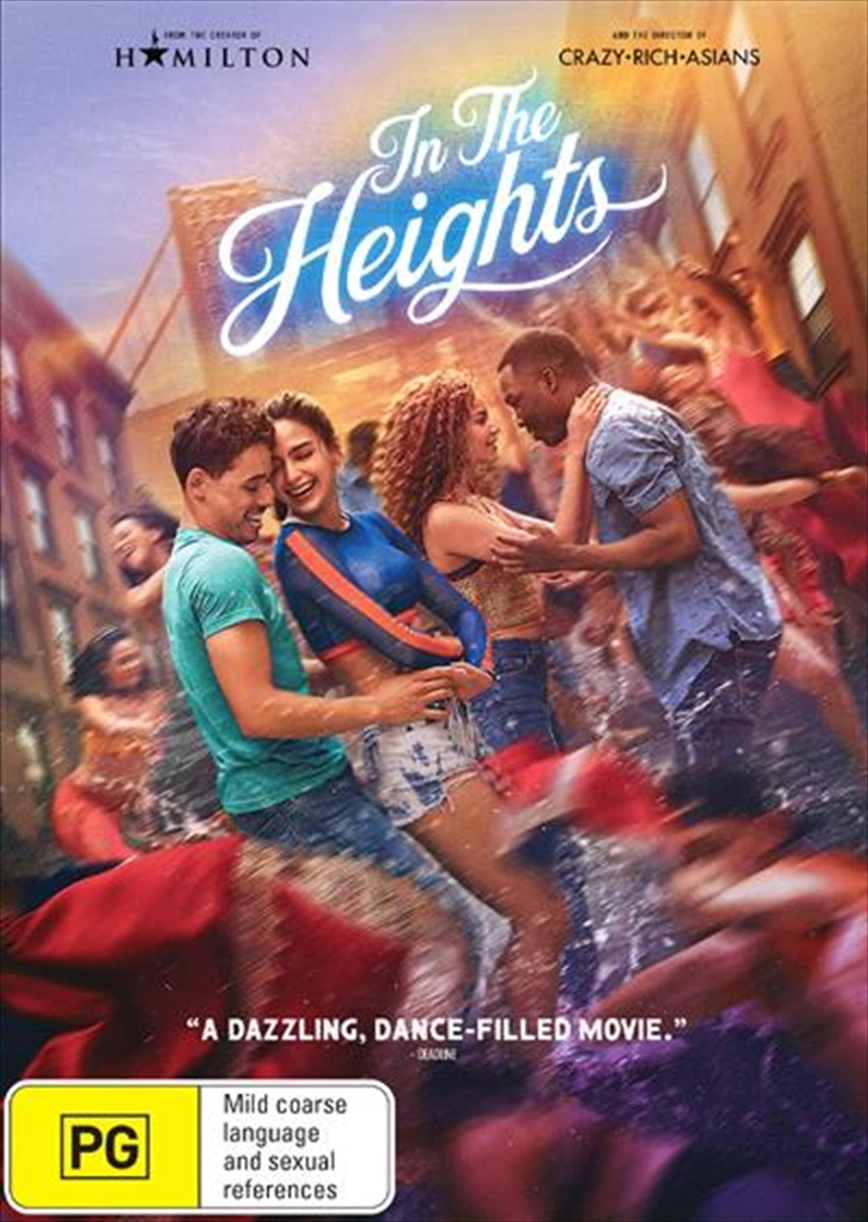 In The Heights | DVD