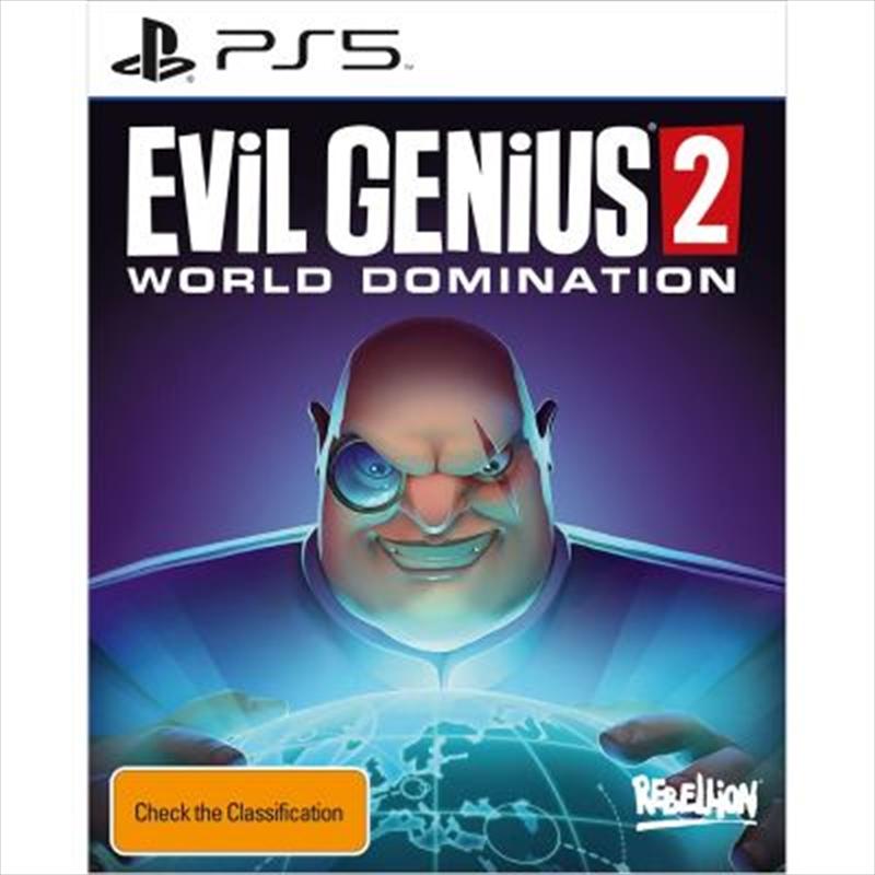 Evil Genius 2 World Domination | Playstation 5