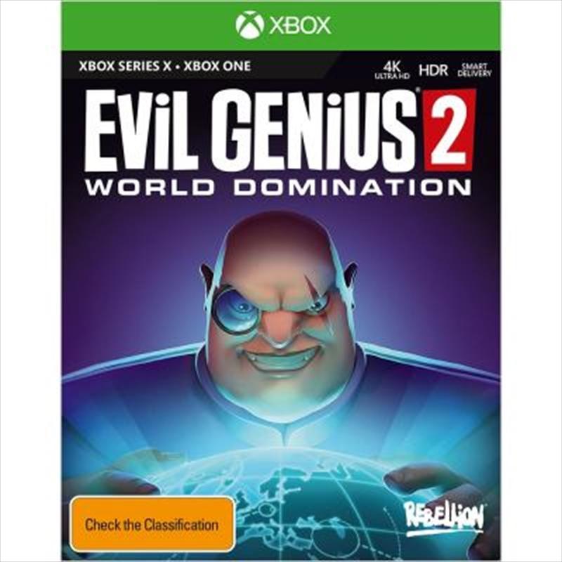 Evil Genius 2 World Domination | XBOX Series X