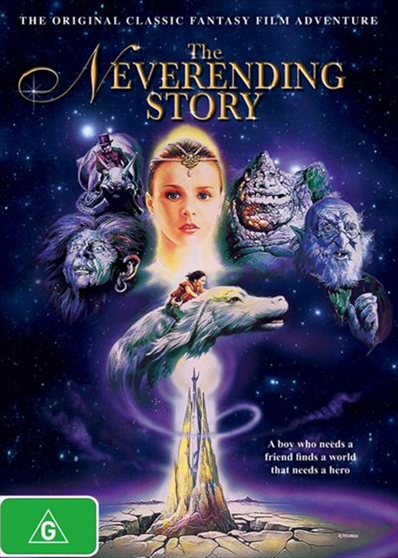 Never Ending Story, The | DVD