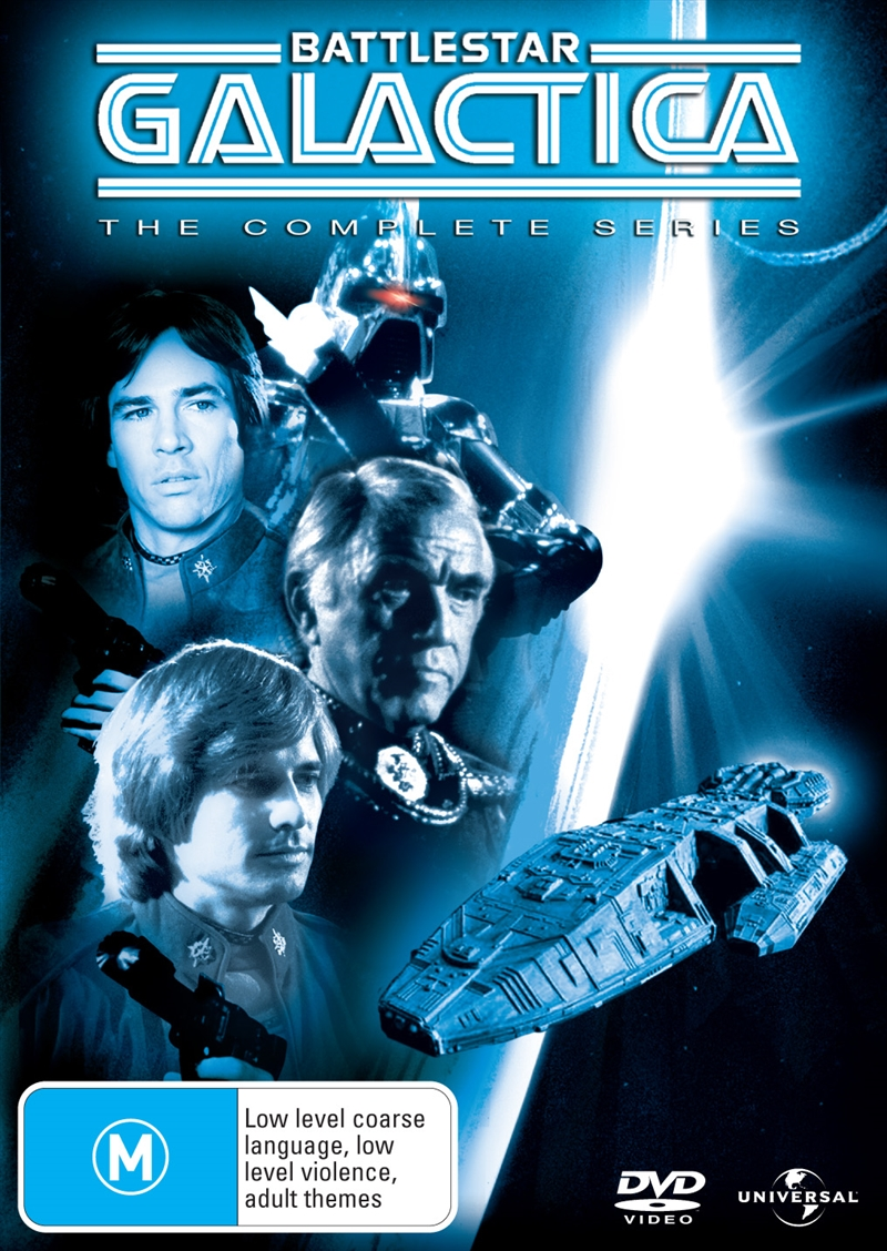 Battlestar Galactica - Complete Original Series | DVD