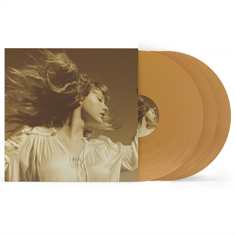 Fearless - Taylor's Version - Limited Edition Gold Coloured Vinyl | Vinyl