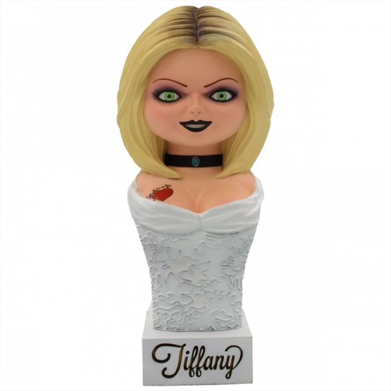 """Child's Play 5: Seed of Chucky - Tiffany 15"""" Bust   Apparel"""