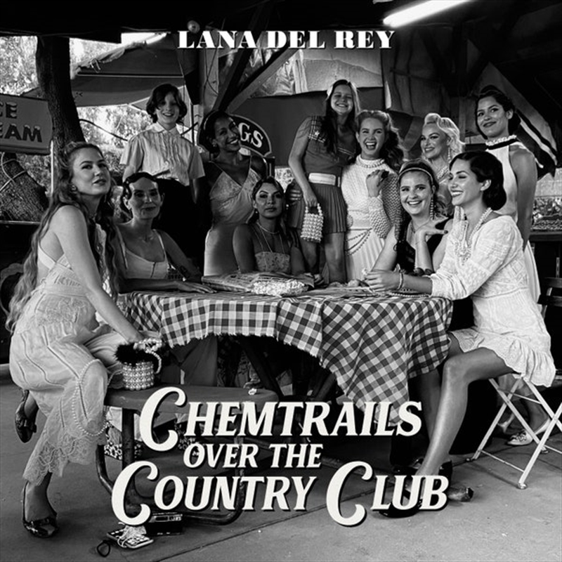 Chemtrails Over The Country Club | Vinyl
