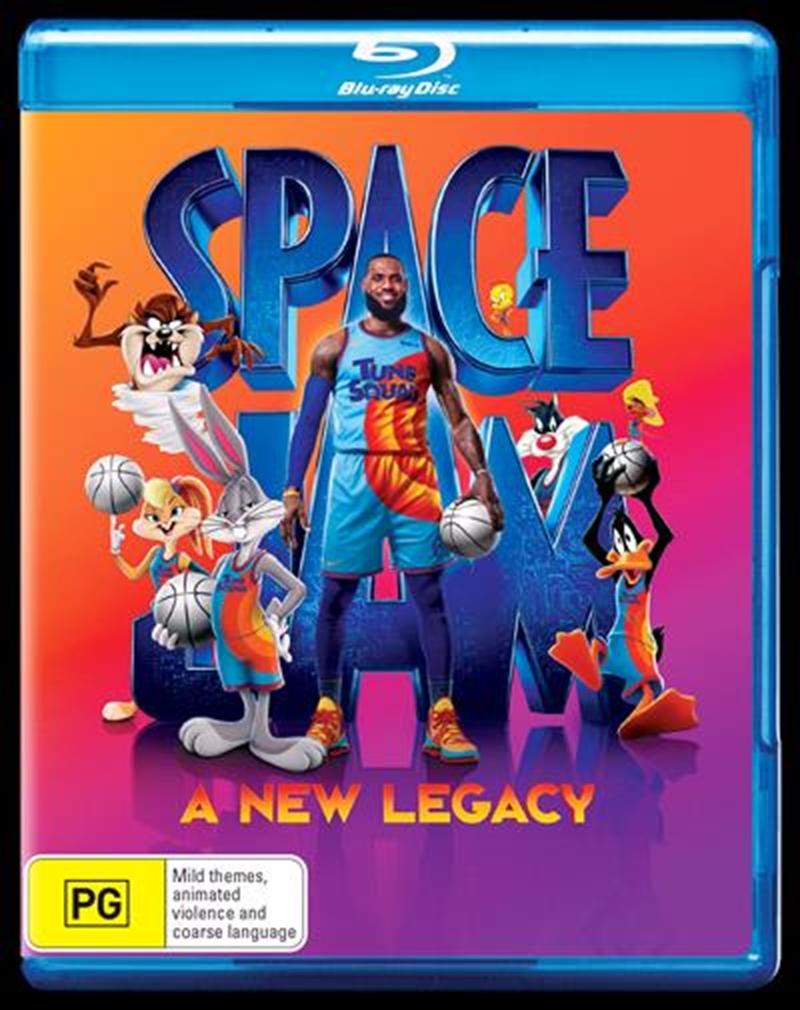 Space Jam - A New Legacy | Blu-ray