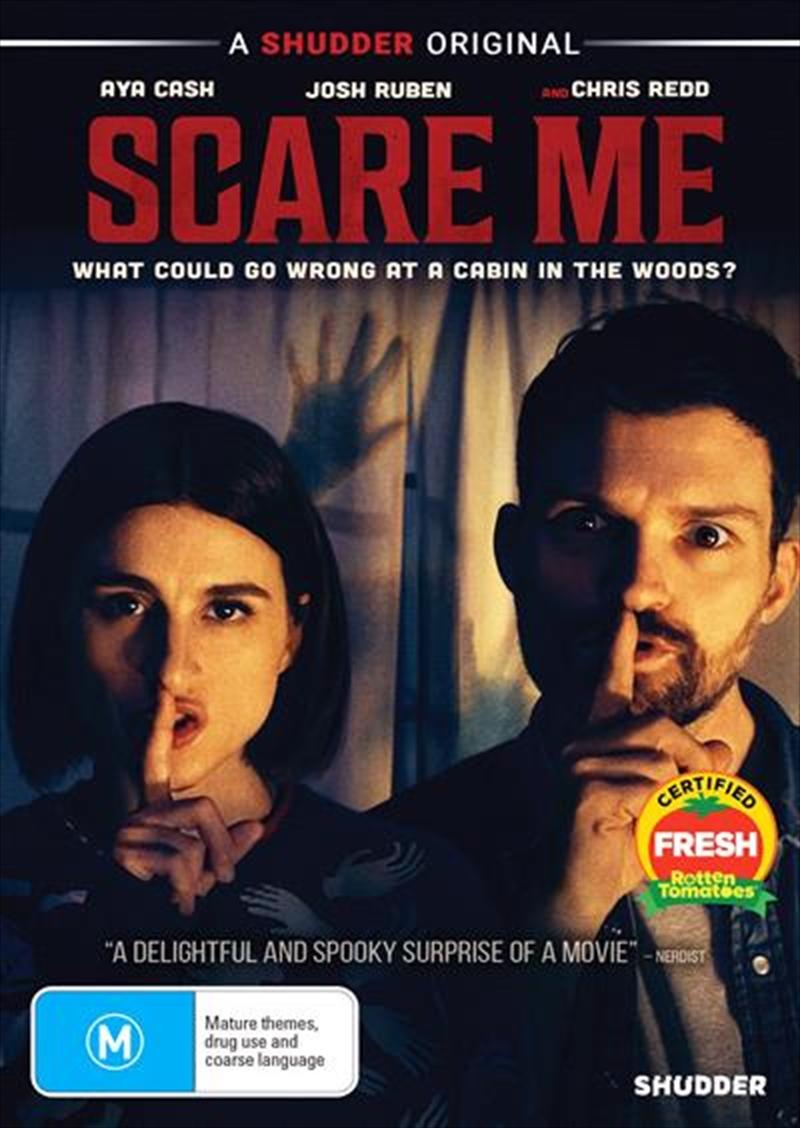 Scare Me | DVD