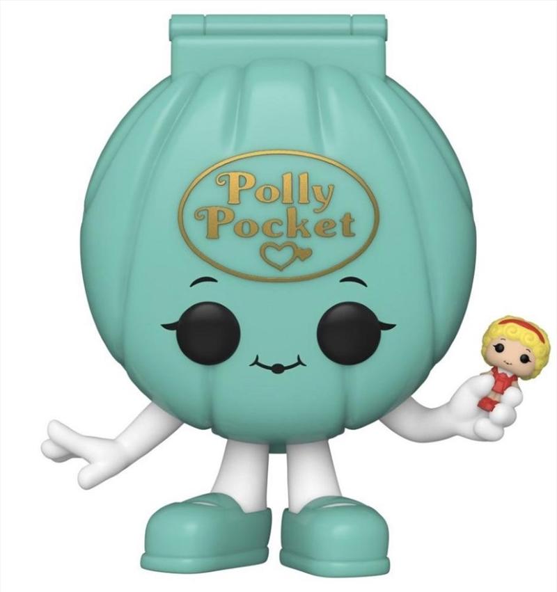Polly Pocket - Polly Pocket Shell Pop! Vinyl | Pop Vinyl