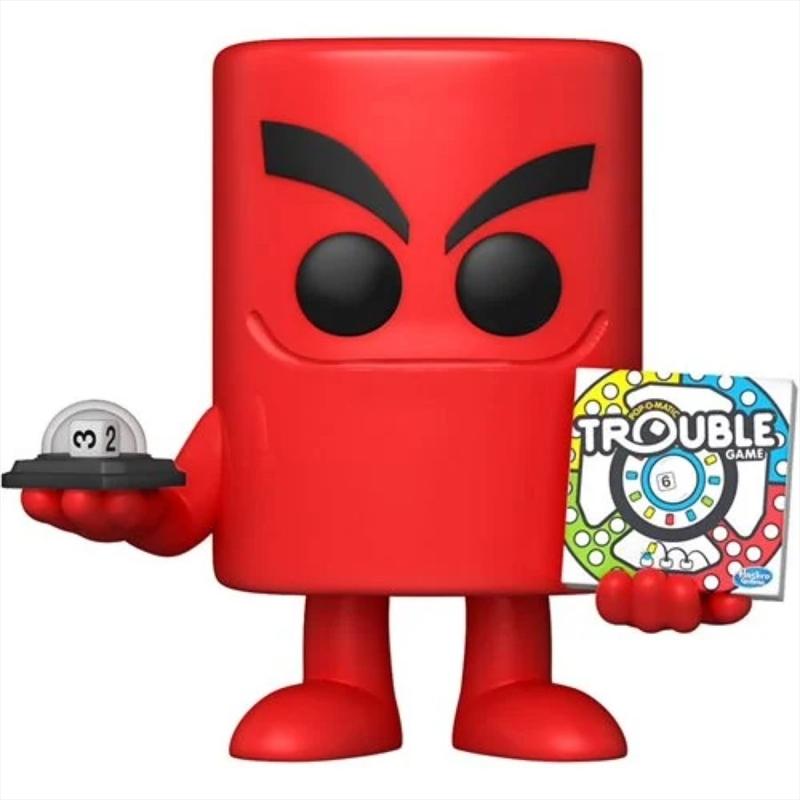 Trouble - Trouble Board Pop! Vinyl | Pop Vinyl