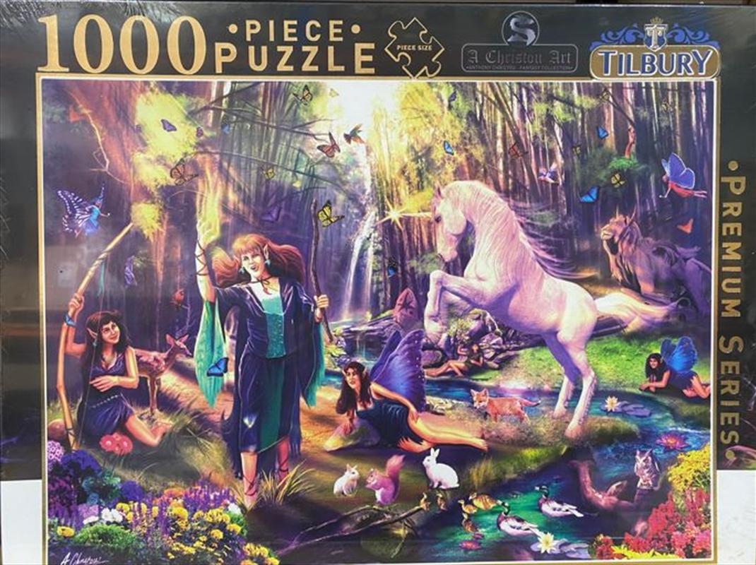 Gaias Haven 1000 Piece Puzzle | Merchandise